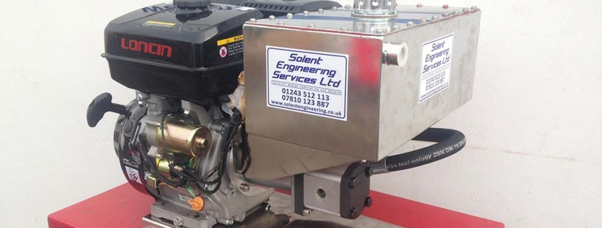 Solent Engineering Services Hydraulic Power Packs