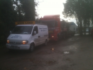 Solent Engineering Services Fabrication and Transport