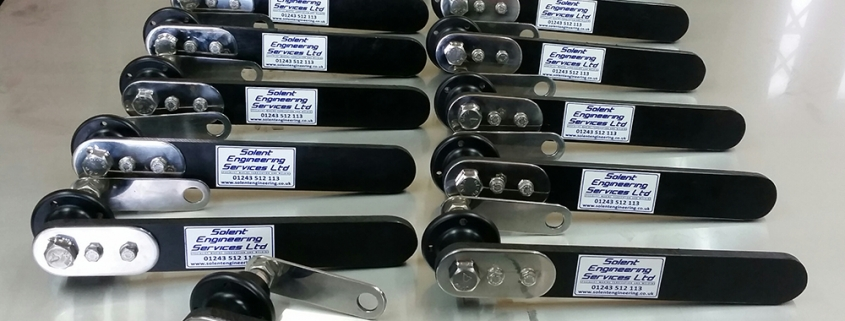 Solent Engineering Services Line Keeper knives