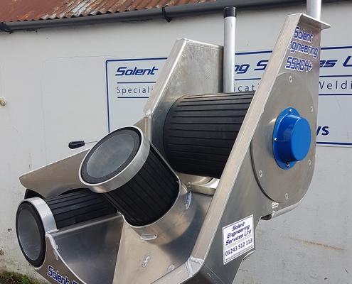 Solent Engineering Services Net Haulers